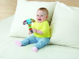 VTech Baby Rattle and Sing Puppy Toys for 1 year old kids