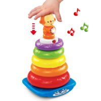VTech Sort & Discover Activity Cube toys for 1 2 3 years old