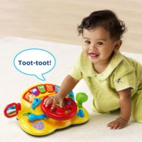 VTech Turn and Learn Driver Toy for 3 - 24 mos