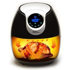 how does air fryer work - cooking with an air fryer