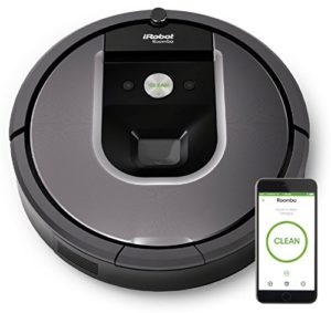 iRobot Roomba 960 Robot Vacuum with Wi-Fi Connectivity + Manufacturer's Warranty - Best Gift Ideas for Women